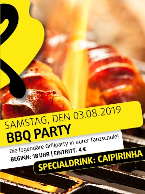 BBQ Party 2019 am 03.08.19