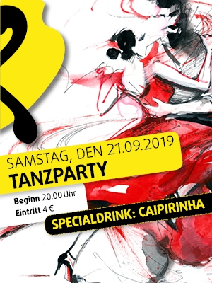 Tanzparty 2019 am 21.09.19